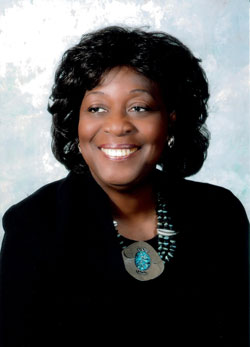 Councilwoman Mary Brown